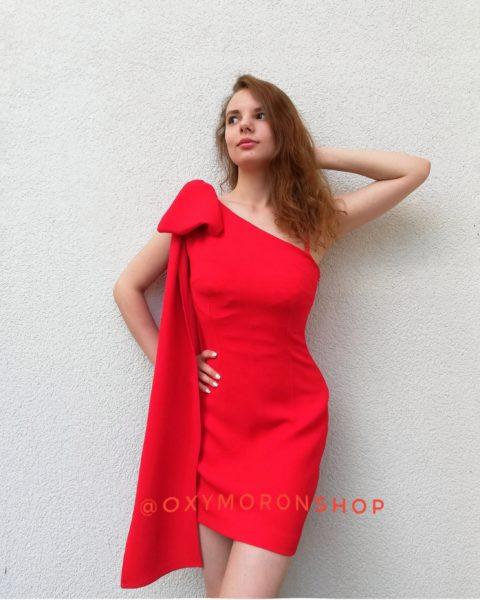Красное платье Lady in Red