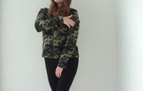 Толстовка Hoodie Camouflage