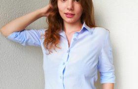 Рубашка Army Blue