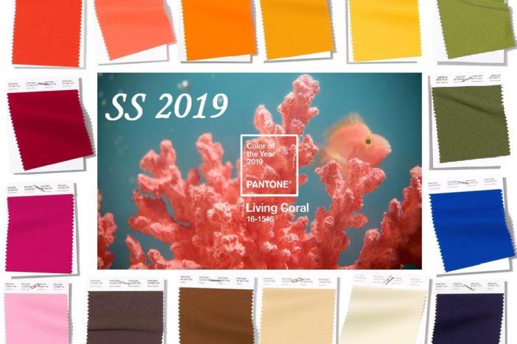 Модные цвета весна-лето 2019 - Oxymoronshop