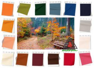 Модные цвета осень 2019 -зима 2020