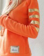 Толстовка оранжевая с золотыми полосами OxyMoroShop103_2363477646701098502_n